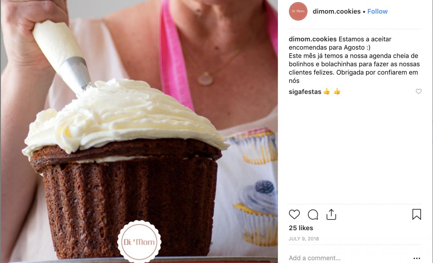 Dimom Instagram